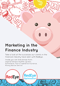 Marketing in the Finance Industry: Successes from the Marketplace