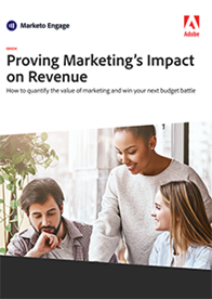 Proving Marketing's Impact on Revenue
