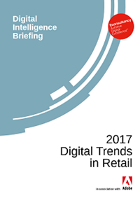 Digital Trends In Retail 2017