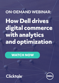 How Dell Drives Digital Commerce with Analytics and Optimization