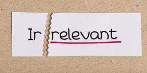 Marketing: Be Relevant or Be Forgotten
