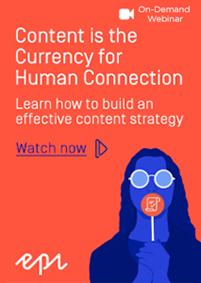 Content is the Currency of Human Connection
