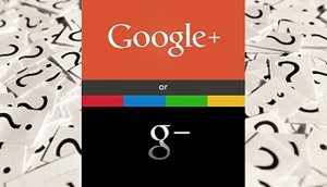 Google Plus - Why? How?