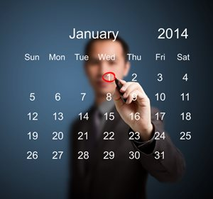 New year's resolutions - 5 easy ways to drum up new business in 2014