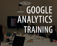 Google Analytics - Interactive 4 Hour Training Session