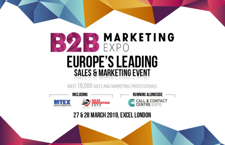 B2B Marketing Expo