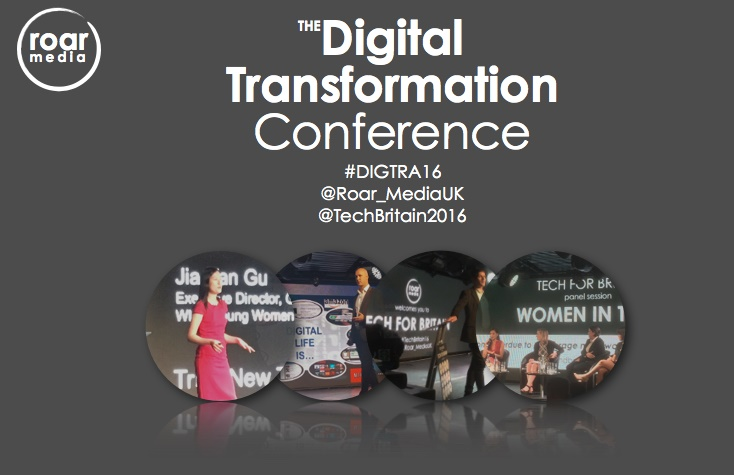 The Digital Transformation Conference 2016 - London