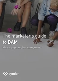 The Marketer's Guide to Digital Asset Management