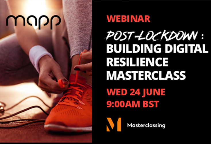 Post-Lockdown: Building Digital Resilience Masterclass