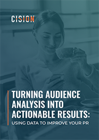 Turning Audience Analysis into Actionable Results