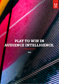 Play to Win in Audience Intelligence