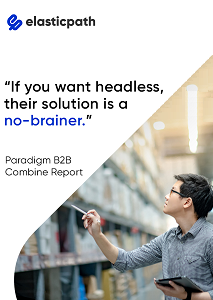 Paradigm B2B Combine Report - Enterprise Edition