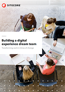 Building Your Digital Experience Dream Team