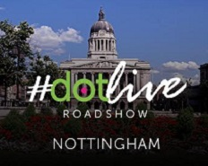 dotlive Roadshow: How to achieve faster, smarter email marketing - Nottingham