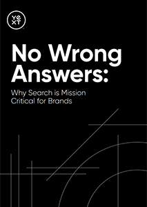 No Wrong Answers: Why Search is Mission Critical for Brands