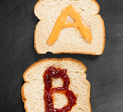 AB testing - your bread and butter for success