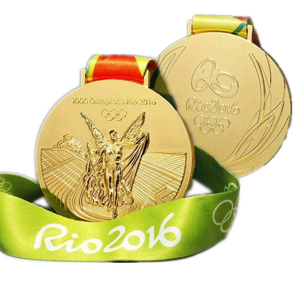 2016 Rio Olympics gold medal